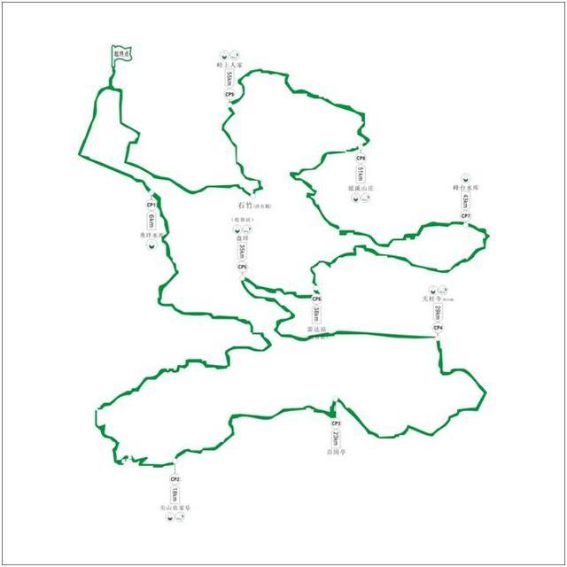 地图 简笔画 手绘 线稿 640_640