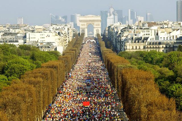 2016巴黎马拉松报名_42旅